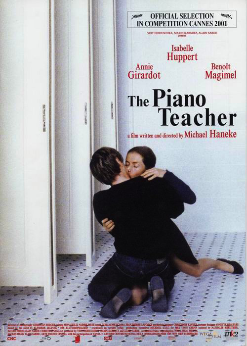 fuck yeah movie posters � the piano teacher